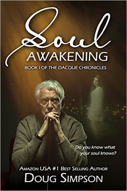 Soul Awakening by Doug Simpson book cover