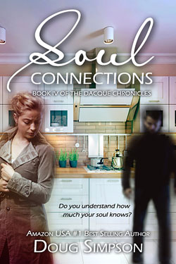 Soul Connections by Doug Simpson book cover