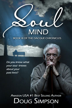Soul Mind by Doug Simpson book cover