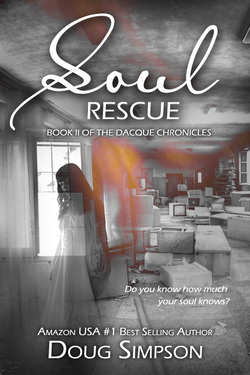 Soul Rescue by Doug Simpson book cover